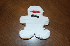 Mummy Cookie