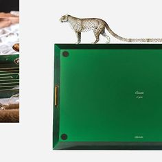 Luxury lacquered tray | CASATI | Limited edition view | CÔCO GIN | Serving tray | Luxury | BUTLERS TRAY