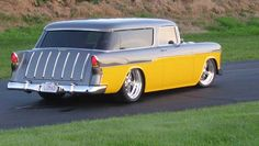 Chevy Nomad... very cool