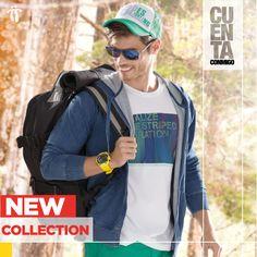 Encuentra tu #estilo en www.totto.com #Moda #Look #TOTTO