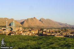 Mir Ahmad Mausoleum in Sarpol Zahab City in Kirmaşan, Iran.