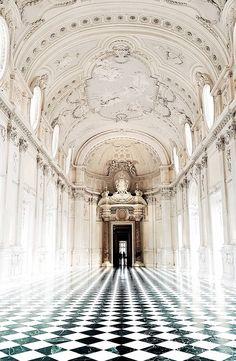 Esplorando la Reggia di Venaria Reale di Torino