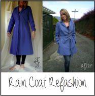 Rain Coat Restyle