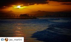 Wow. So many layers in this golden capture from Jac Martini #sunsetsportscars #Repost @jac_martini with @repostapp.  Sunset bliss at Snapper Rocks Gold Coast Australia  #sunset #bliss #snapperrocks #goldcoast #surfersparadise #australia #gold #sunlight #magical #blue #sea #coast #culture #love #life #photography #landscape #landscapephotography #tourismgoldcoast #tourismaustralia #tourismqueensland by sunsetsportscars