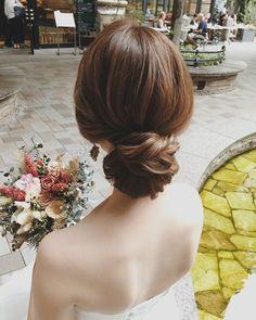 Decor - Just another WordPress site Wedding Hair Pins, Wedding Hairstyles For Long Hair, Wedding Hair And Makeup, Bride Hairstyles, Cool Hairstyles, Hair Makeup, Bridal Hairdo, Bridal Hair Vine, Hair Upstyles