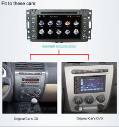 In dash car dvd player for hummer h3 with gps navigation radio car dvd player for hummer h3 with gps radio tv bluetooth publicscrutiny Choice Image