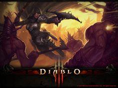 Diablo III. May 15 release. Demon Hunter.