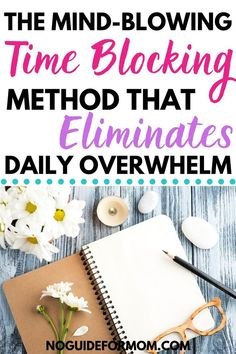 This step-by-step time blocking guide for busy moms teaches you why time blocking is the ultimate productivity hack! Time Management Techniques, Time Management Tools, Time Management Strategies, Block Scheduling, Week Schedule, Productivity Hacks, Productive Day, Planning, Start Time