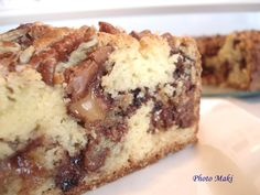 Easy Desserts, Nutella, Banana Bread, Cake Recipes, Biscuits, Caramel, Deserts, Cookies, Dire