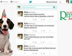 "Check out new work on my @Behance portfolio: ""Anúncio Aniversário Pet Shop""…"