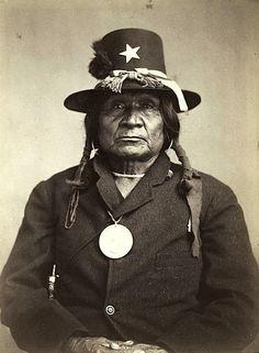 Toshaway Comanche 1872