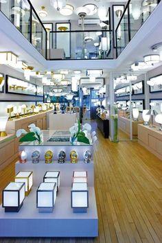 Showroom Jean Perzel - Paris