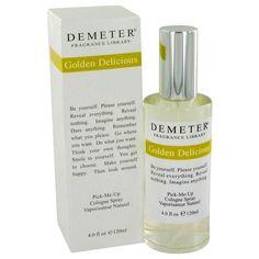 Demeter by Demeter Golden Delicious Cologne Spray 4 oz