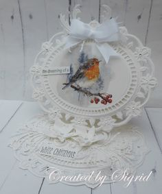 Create Christmas Cards, 3d Cards, Favorite Holiday, White Christmas, Snow Globes, Cardmaking, My Favorite Things, Birthday, Big Shot