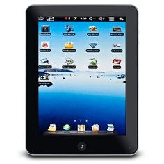 "MID M80003W 800MHz 256MB 2GB 8"" Touchscreen Tablet Android 2.2 w/Webcam $82.99"