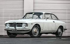 1967 Alfa Romeo Giulia Sprint GT Veloce