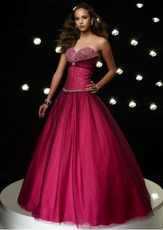 I really need to start looking for a prom dress.