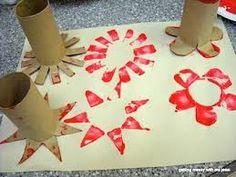 Resultado de imagem para educação infantil carimbos