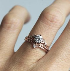 351 Best Engagement Wedding Rings Images On Pinterest In 2018