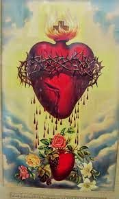 burning hearts in catholicism - Google Search