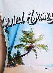Criminal Damage Tiedye T-Shirt*