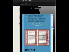 Mobile Website Tool