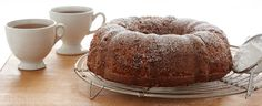 Applesauce Walnut Cake. A traditional #DuncanHines favorite! #bakingseason