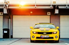 Chevrolet Camaro @ Sunset