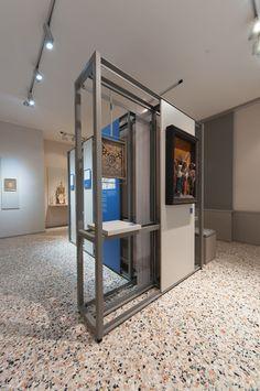 DALLACOSTAARCHITETTI museo beato don luca passi,venezia