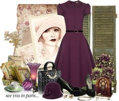 """""""See You in Paris......."""" by signaturenails-dstanley ❤ liked on Polyvore"""