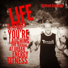 Life is always better when you're laughing smile today have fun and train at Urban Energy Fitness! #functionaltraining #crossfit #currumbin #currumbinbeach#nobbys #nobbysbeach #miamibeach #fitfam #fitspo #happy #laughing by urbanenergyfitness http://ift.tt/1X9mXhV