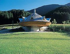 architek[tour] tirol - Haus Maier - Schießstand 6, Hatting - Josef Lackner Innsbruck, Organic Architecture, Fantasy, Outdoor Furniture, Outdoor Decor, Planer, Hammock, Design, House