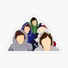 Arte One Direction, One Direction Drawings, One Direction Wallpaper, One Direction Quotes, One Direction Pictures, One Direction Shirts, Bubble Stickers, Cool Stickers, Printable Stickers
