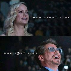 I cried. I love iron man, tony stark, and Robert Downey junior ❤️ Marvel 3, Marvel Universe, Marvel Actors, Marvel Heroes, Funny Marvel Memes, Dc Memes, Marvel Jokes, Avengers Humor, Avengers Quotes