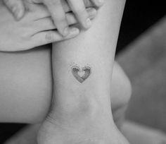Heart Tattoo by Mr. K