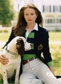 Best Style Preppy Winter Ralph Lauren 41 Ideas - Best Style Preppy Winter Ralph Lauren 41 Ideas Source by CBIDdesign - Polo Shirt Outfits, Preppy Outfits, Classic Outfits, Preppy Girl, Preppy Look, Preppy Style, Rugby Shirts, Blake Lively, Ralph Lauren Love