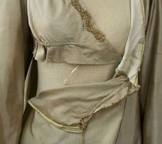 Regency gownSold by VIntage Textile