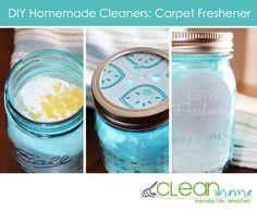 BrightNest | Make a DIY Carpet Freshener in 3 Easy Steps