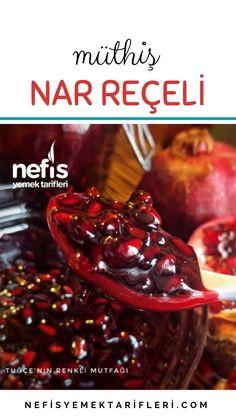 Müthiş Nar Reçeli Tarifim nasıl yapılır? 451 kişinin defterindeki Müthiş Nar Reçeli Tarifim'in resimli anlatımı ve deneyenlerin fotoğrafları burada. Yazar: Tuğçe'nin Renkli Mutfağı⭐️ Delicious Desserts, Dessert Recipes, Yummy Food, How To Make Jam, Comfort Food, Turkish Recipes, Sweet Tooth, Brunch, Food And Drink