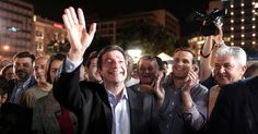 Greeks no longer believe, if they ever did, in the functionality of politics, the mayor of Athens said.