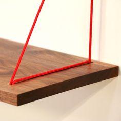 Hangplank sling-noten-16mm-rood Goeters