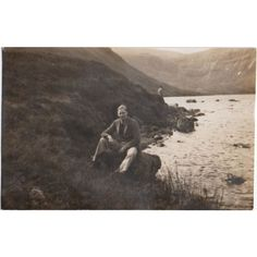 RPPC Cecil Parkins by Lake or Loch 1940s/50s Listing in the Real Photo,Postcards,Collectables Category on eBid United Kingdom | 167830629