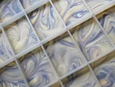 Pure olive oil soap with goat's milk, lavender scented no artificial colors and scents