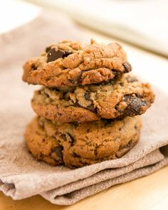 The best, most delicious chewy Chocolate Chip Cookie recipe ever - love at first bite! From baker David Lebovitz, author of The Great Book of Chocolate.