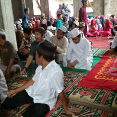 Peringatan Maulid Nabi Muhammad SAW, Berlangsung Hikmad