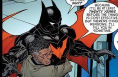 Greg Capullo's Batman Beyond