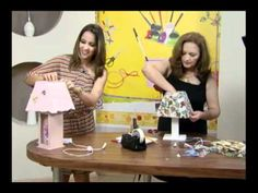 Sabor de Vida   Forração em Cúpula de Abajour 22.09.2011 - YouTube