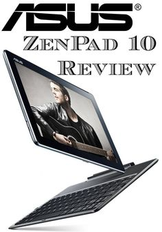 ASUS ZenPad 10 Review - The Dad Network