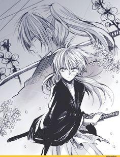 Anime-Rurouni-Kenshin-Anime-OldSchool-Himura-Kenshin-3351485.png (960×1262)