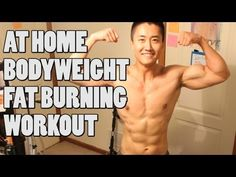 ▶ 15 Minute At Home Workout for Men No Weights - INFERNO - YouTube